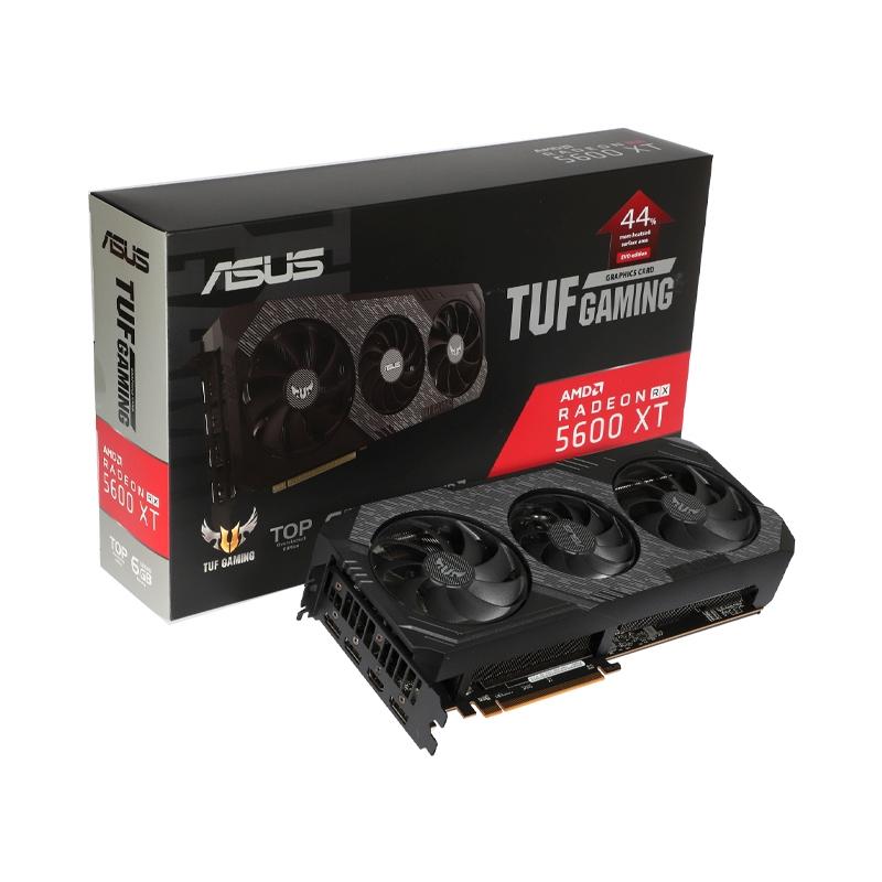 8GB GDDR6 AMD RX5600XT ASUS TUF-3 EVO T6G GAMING